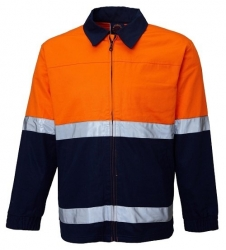 RITEMATE RM5071R - Cotton Drill Jacket