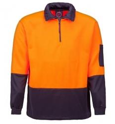 1/2 Zip Fleecy Pullover