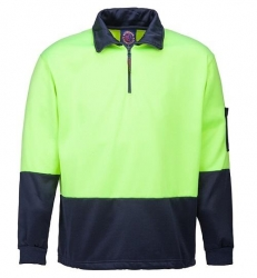 RITEMATE RM6012 - 1/2 Zip Fleecy Pullover