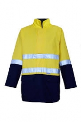 RITEMATE RM73N1R - 4 in 1 Cotton Drill Jacket