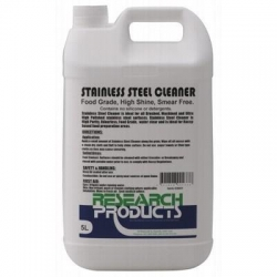 Stainless Steel Cleaner 5LT