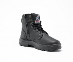 STEEL BLUE 312152 - Zip Sided Safety Boot