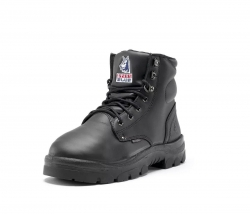 STEEL BLUE 312802 - Lace Up Safety Boot With Met Guard