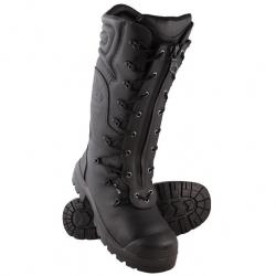 STEEL BLUE 382833 - High Leg Front Zip Safety Boot