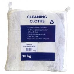 White T-Shirt Rags 10kg