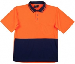 Cool Dry Short Sleeve Polo