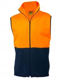 Fleecy Vest
