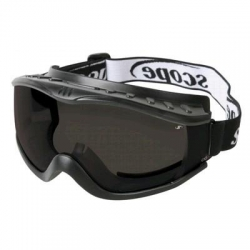 Scope Goggle Smoke Lens
