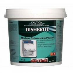 Dishbrite 4kg pail