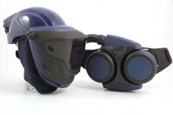 SR500/580/584 Fan Unit with Helmet & Welding Shield