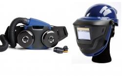 SR700/580/584 Fan Unit with Helmet and Welding Shield