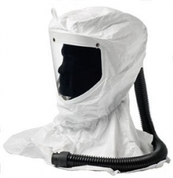 SUNDSTROM SR561 Light weight long hood with hose