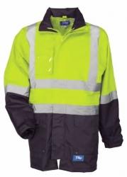 TRU WORKWEAR TJ2910T6 - 4 In 1 Rain Jacket
