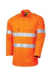 TRU WORKWEAR TS1500T1 - Long Sleeve Light Weight F/R Shirt