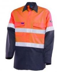 Long Sleeve Light Weight Flame Retardant Shirt