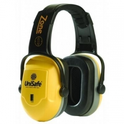 Unisafe Zone 1 Head Band Earmuff 25dB