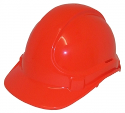 Unilite Safety Helmet Fluro Orange