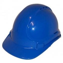 Unilite Safety Helmet  Vented Blue