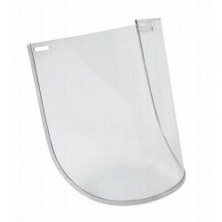 Unisafe Clear Polycarbonate Visor 200 x 300mm