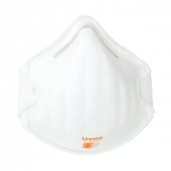 Uvex Disposable P2 Cup Respirator