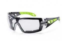 Uvex Pheos Guard S Safety Glasses