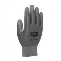 Uvex Unipur PU Grey Glove