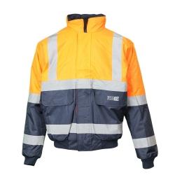 WORKIT 3003 - Wet Weather Bomber Jacket