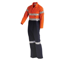 WORKIT 4004 - Cotton Drill Coveralls
