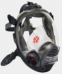 SCOTT SAFETY RFF4000 - M/L Vision Full Face Mask